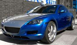 mazda RX8 coupe for sale