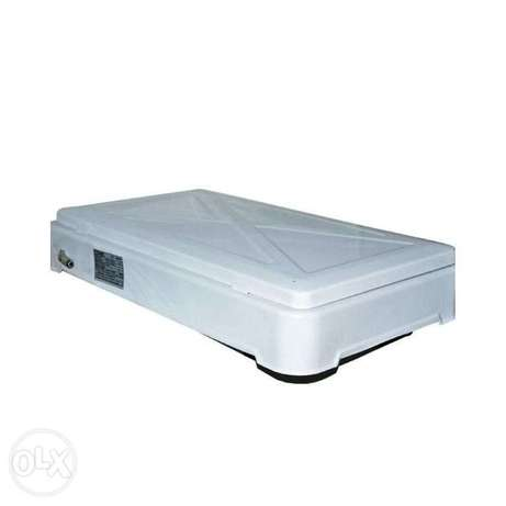 Conic 3 Burner Gas Cooker Top - White Westlands - image 4