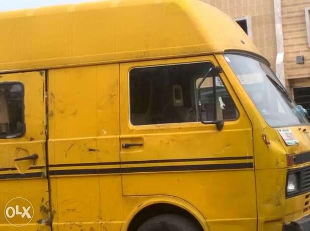 LT bus with Lagos colour Ilasamaja - image 1