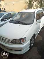 Direct Belgium Toyota Picnic 2003 for sale at affordable price