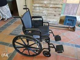 5 month old Wheel chair for sale