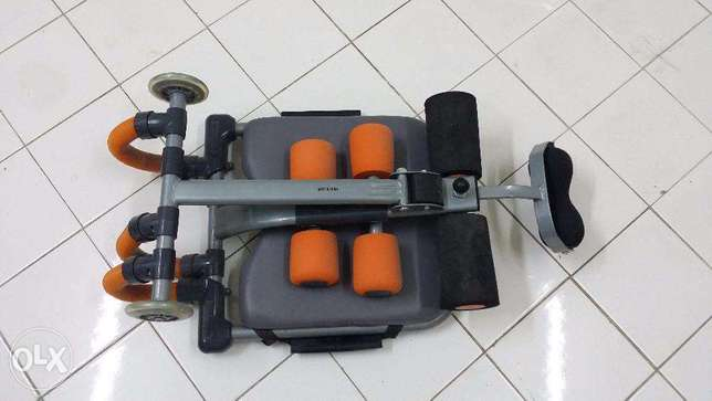 Ab Rocket cruncher for abs working out home