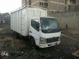 A well maintained 2 tonne Mitsubishi canter for sale