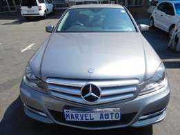 2012 Auto Mercedes-Benz C-class C200 Elegance For R210,000