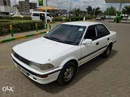 Toyota Corolla 91 very clean,manual,buy and Drive
