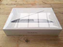 Brand New Macbook Pro for sale- R 2000 discount valid this week !
