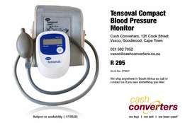 Tensoval Compact Blood Pressure Monitor