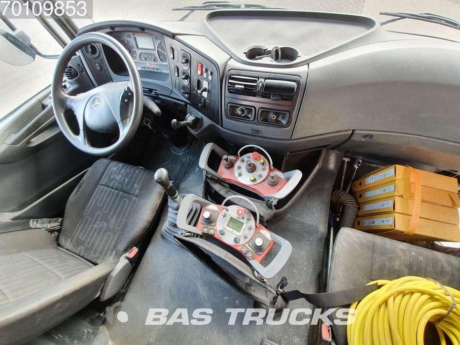 Mercedes-Benz Axor 3340 K 6X4 Putzmeister 38-5 Manual Big-Axle Steelsus... - 2016 - image 14