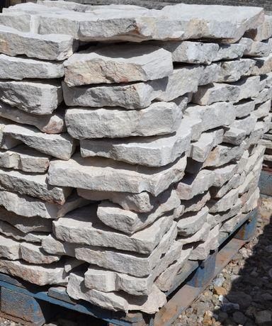 Bardzo dobra Kamień naturalny Biały Kamien na ogrodzenia Kamien murowy Olkusz GR22
