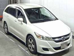 Massive Saving 2009 Honda Stream Petrol FOR SALE- KSh1,100,000/= Only