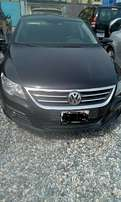 Volkswagen Passat  CC black  (2013) for sale