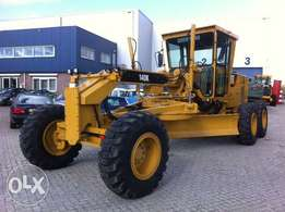 Caterpillar 140K - To be Imported