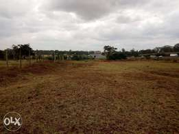 50X100 commercial PLOT,touching Thika super highway near Juja Citymall