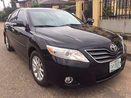 Barely Registered Toyota Camry 2011 model