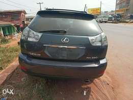 Extremely clean 2007 Rx330 tokumbo