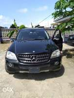 2006 Mercedes Benz ML 350