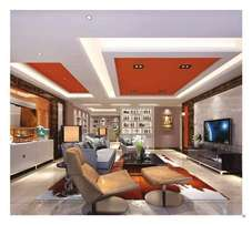 Gypsum ceiling with lighting Designs
