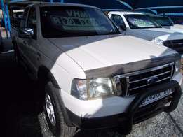 Ford Ranger 2500TD XLT Supercab in Good Condition.