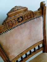 Antique chairs in excellent condition