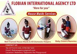 Professional House Maids services