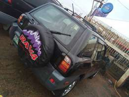 Newly landed Toyota RAV4 1999 model
