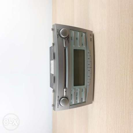 Camry Original Stereo in excellent condition