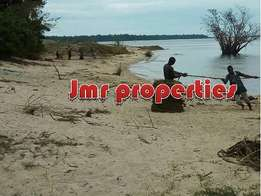90 acres of a very beautiful piece of land near beach at 8000$