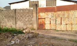 Land for sale at okota. Serious buyer should call pls.
