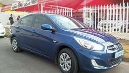 2015 Hyundai Accent 1.6 Fluid Still In Good Condition For Sale
