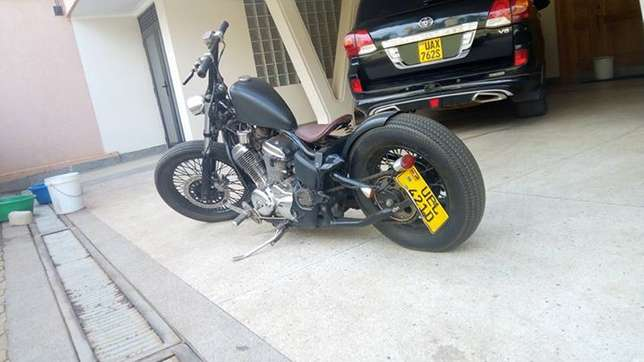 Bike on sale. supper fast bike at 8.5m negotiable Kampala - image 3