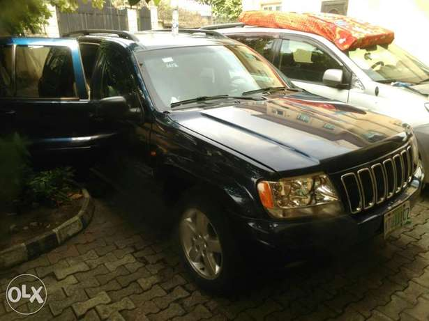Jeep Grand Cherokee 2003 model Registered Surulere - image 1