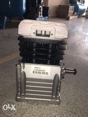 compressor head ABAC ITALY رأس كومبريسور هواء