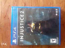 Ps4 game . Injustice 2