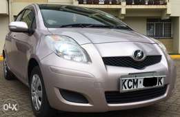 Toyota Vitz 1300CC 2010 Quick Salé Direct Import Price Reduced