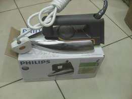 Original Philips iron box at whole sale price + 2 years guarantee.
