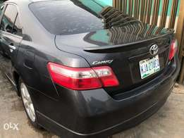 Neat less than one registered Toyota Camry sports