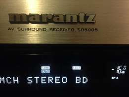 Marantz sr5005 receiver for sale
