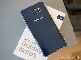 Galaxy note5 new in box from USA with all accessories. 32gig