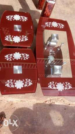 Glass Center Table Osogbo - image 1