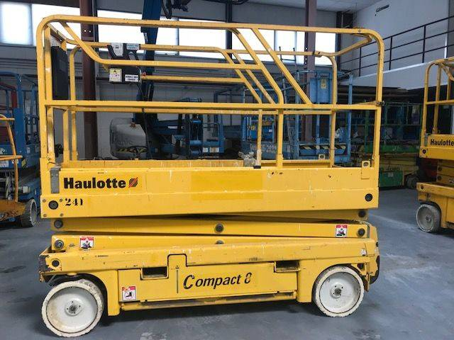 Haulotte Hoogwerker  Compact 8