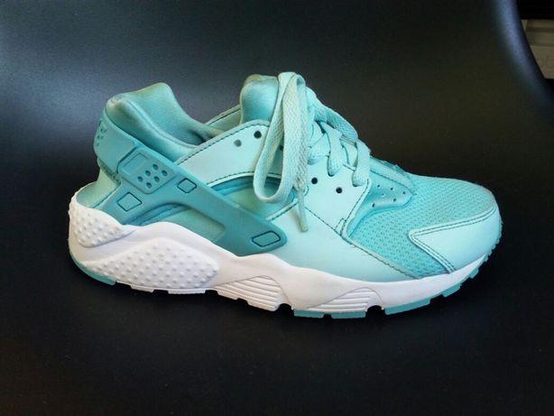 preview of hot product big discount Nike huarache 36 36,5 37 błękit buty adidasy sportowe dla ...