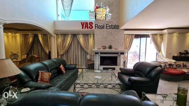 Ballouneh 375m2 Penthouse | Furnished | Luxury | View | Catch |
