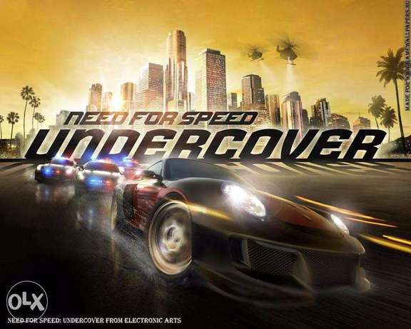 Need For Speed NFS UNDERCOVER Game. Nairobi CBD - image 1