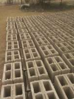 High quality 6 inches hollow blocks for buildings
