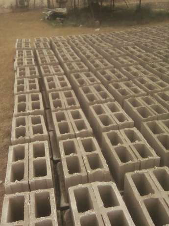 High quality 6 inches hollow blocks for buildings Port Harcourt - image 1