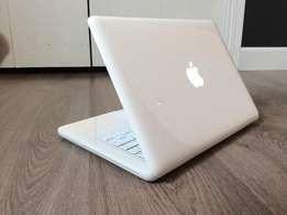 Ex uk macbook A1342 hdd 250gb 2gb NVIDIA dvd wifi bluetooth webcam