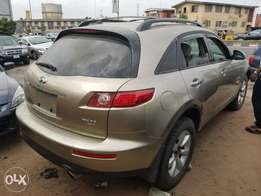 Cleanest Infiniti Fx35 (3mnth Used)