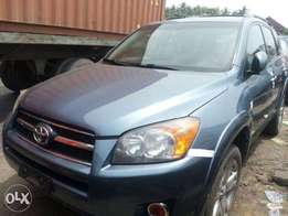 Toyota Rav4, 2010 Model