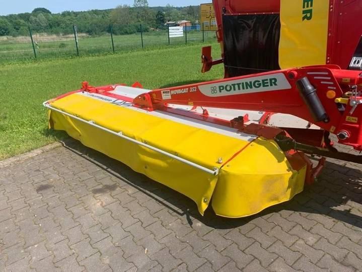 Pöttinger novacat 352cf - 2018