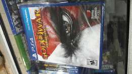 God of war remastered new sealed ps4